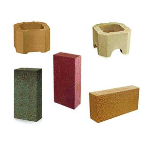 Bricks for Glass Regenerator(GLASSIMAG)