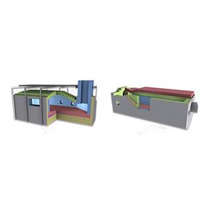 Reverberatory Furnace&Tilting Copper Refining Furnace