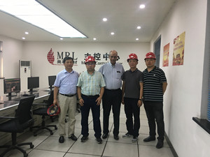 The purchasing manager of Arcelormittal steel  company visited Marvel.</a>